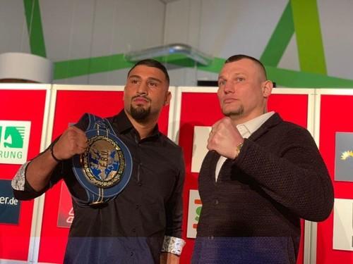 Украинец Руденко проиграл Кабайелу бой за титул чемпиона Европы