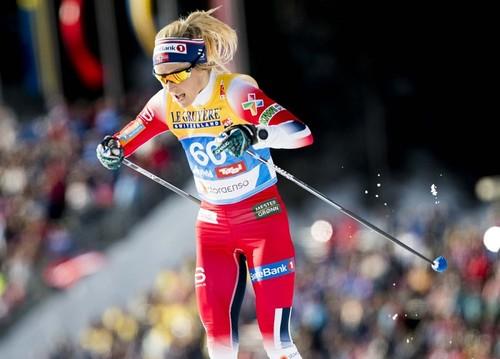 Йохауг – чемпионка мира в марафоне