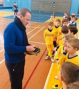 В Україні з'явиться турнір для дітей на призи Ігоря Беланова