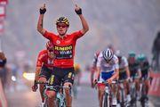 Словенец Примож Роглич выиграл Тур ОАЭ