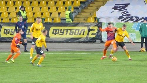 Александрия – Мариуполь – 1:1. Видео голов и обзор матча