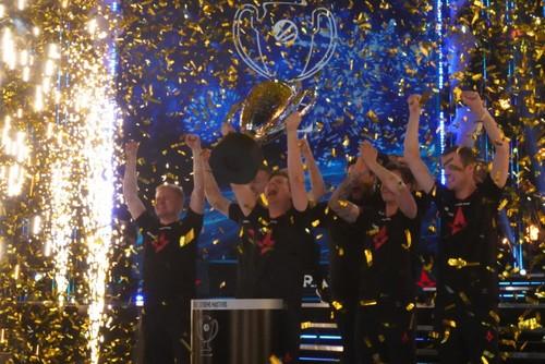 Astralis - победитель IEM Katowice Major