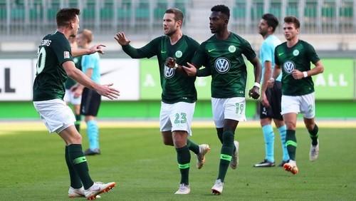 Вердер вырвал ничью в выездном матче с Вольфсбургом