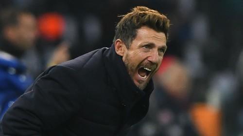 Рома уволит Ди Франческо в случае вылета из Лиги чемпионов