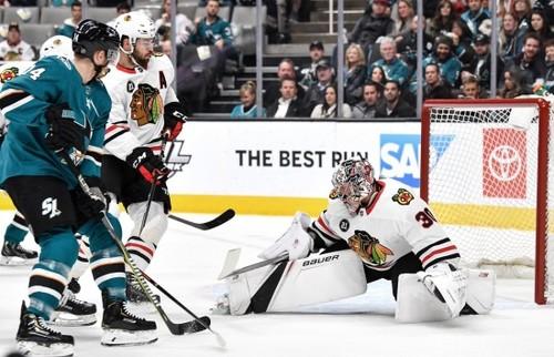 НХЛ. 4 шайбы Уилера, победы Вашингтона и Сан-Хосе, неудача Айлендерс