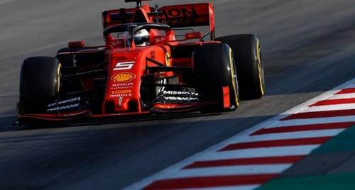 Итоги тестов Формулы-1. Феррари и Мерседес впереди, Ред Булл - загадка