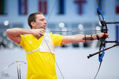 Украина заняла третье место на чемпионате Европы по стрельбе из лука