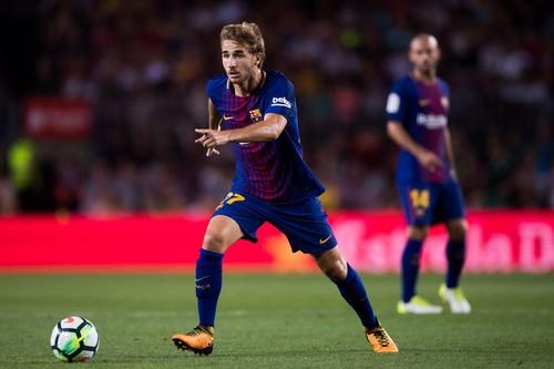 Барселона расторгла контракт с хавбеком