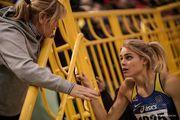 Юлия ЛЕВЧЕНКО: «На соревнованиях нужно бороться с планкой»
