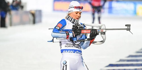 Мари Эдер досрочно завершила сезон
