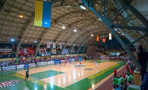 Фінал Чотирьох Кубка України пройде в Івано-Франківську