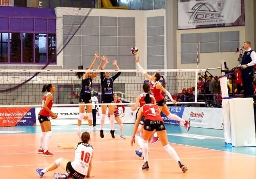 Женский Кубок ЕКВ разыграют Альба Блаж и Бусто Арцисио