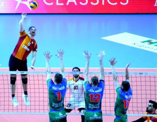 В финале мужского Кубка ЕКВ встретятся Трентино и Галатасарай