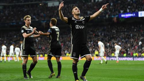 Аякс в гостях разгромил Реал и вышел в 1/4 финала Лиги чемпионов