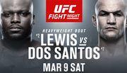 UFC Fight Night 146. Деррик Льюис – Дос Сантос. Прогноз и анонс на бой