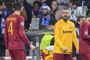 Порту в овертайме вырвал у Ромы путевку в четвертьфинал Лиги чемпионов