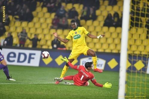 Нант победил Витре и вышел в полуфинал Кубка Франции