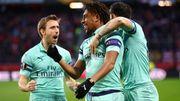 Лига Европы. Поражения Арсенала и Зенита, победы Наполи и Челси