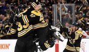 НХЛ. Невероятная развязка в Бостоне. 2 шайбы на последней минуте