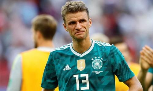Томас Мюллер разозлен на Лева за невызов в сборную Германии