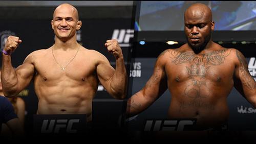 Где смотреть онлайн UFC Fight Night 146: Льюис – Дос Сантос