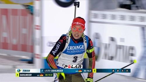 Лаура Дальмайер пропустит стартовую гонку ЧМ из-за болезни