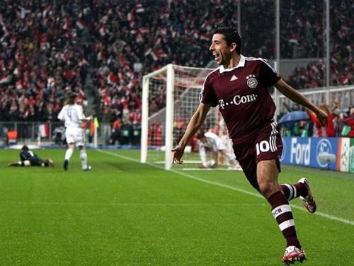 ВИДЕО. 14 лет назад был забит самый быстрый гол в Лиге чемпионов
