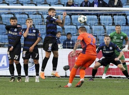 Мариуполь – Черноморец – 0:0. Текстовая трансляция матча