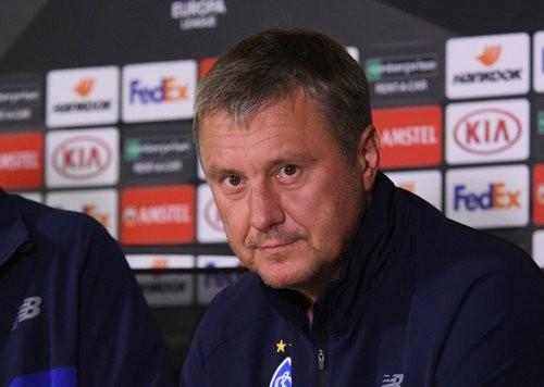 ХАЦКЕВИЧ: «Не могу сказать, что Динамо выглядело неубедительно»