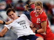 ВИДЕО ДНЯ. Грязная игра в женском футболе