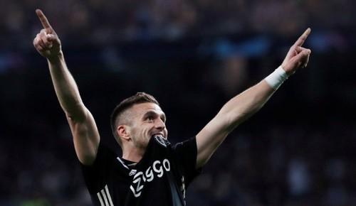 Тадич - лучший игрок недели в Лиге чемпионов