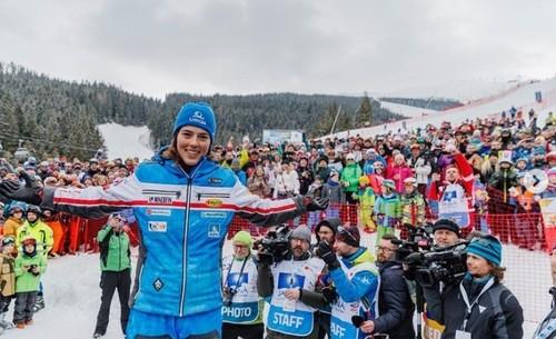 Влхова выиграла гигант в Чехии