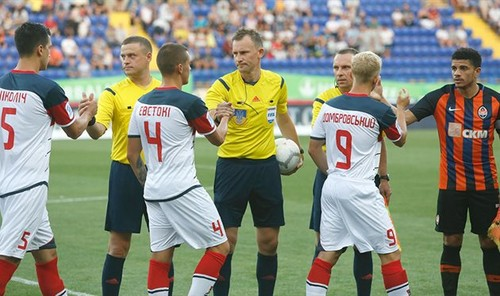 Матч Арсенал-Киев – Ворскла перенесен на 18 марта