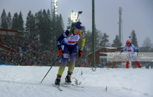 ЧМ-2019 по биатлону. Меркушина заняла 28-е место в спринте