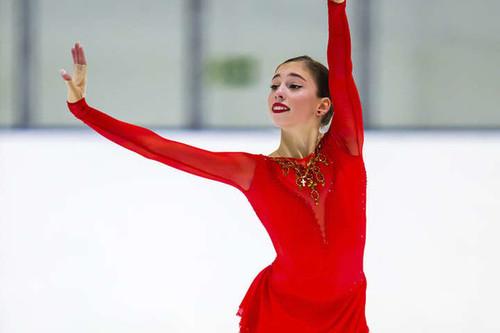 Архипова отобралась в произвольную программу юниорского ЧМ