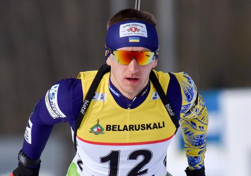 В спринтерской гонке ЧМ выступят Пидручный, Ткаленко, Тищенко и Труш
