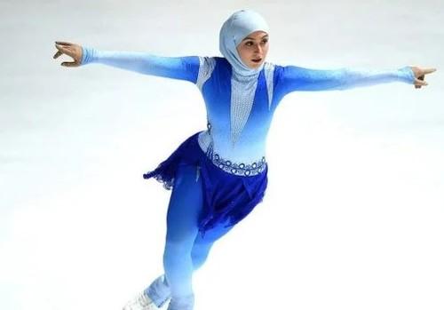 На Универсиаде впервые в истории фигуристка выступила в хиджабе