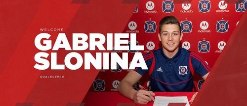 14-летний вратарь подписал контракт с Чикаго Файр