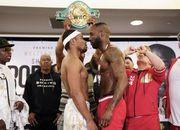 Фото Портер победил Угаса и сохранил титул по версии WBC