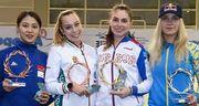 Харлан завоювала срібло на етапі Кубка світу в Афінах