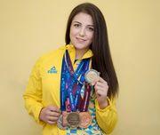 ДЕВУШКА ДНЯ. Обворожительная чемпионка Европы Илона Прокопевнюк