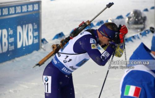 ЧМ-2019 по биатлону. Пидручный занял 4-е место в спринте