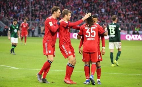 Бундеслига. Бавария и Боруссия Д выиграли и вместе лидируют