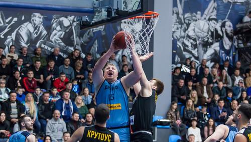 Днепр переиграл Киев-Баскет и вышел в финал Кубка Украины