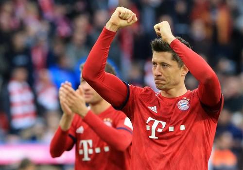 Бавария — Вольфсбург - 6:0. Видео голов и обзор матча