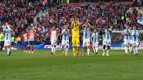 Атлетико — Леганес - 1:0. Видео гола и обзор матча