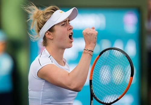 Элина СВИТОЛИНА: «За последние годы теннис в Украине очень вырос»