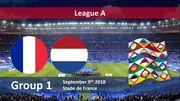 Где смотреть онлайн матч Лиги наций Франция - Нидерланды