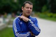 САЛЕНКО: «Сборную Украины нужно считать фаворитом в игре со Словакией»
