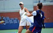 Дарья Лопатецкая проиграла в полуфинале юниорского US Open